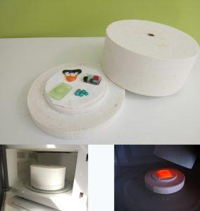 fundición en microondas copia